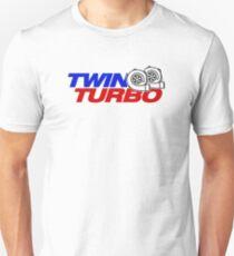 TWIN TURBO (6) T-Shirt