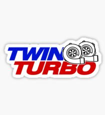 TWIN TURBO (6) Sticker