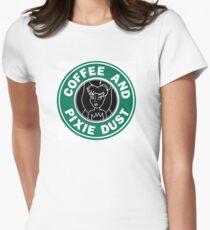 Faith Trust and Caffeine T-Shirt
