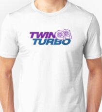 TWIN TURBO (8) T-Shirt