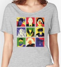Collectible Characters Women's Relaxed Fit T-Shirt