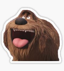 duke secret life of pets Sticker
