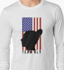 TEAM ALY Long Sleeve T-Shirt
