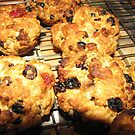 Rock Cakes Hot From The Oven by Kathryn Jones