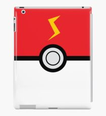 Pokemon ball  iPad Case/Skin