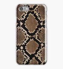 Snakeskin - Diamondback Rattlesnake iPhone Case/Skin