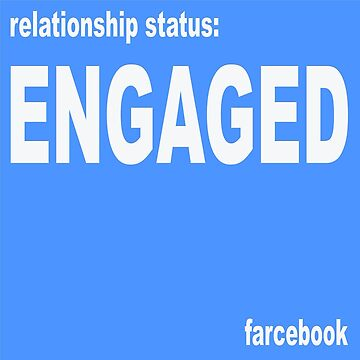 FARCEBOOK ENGAGED by Churlish1