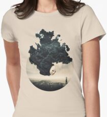 The Selfie A Dark Surrealism Women's Fitted T-Shirt