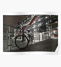 Centre Georges Pompidou Poster