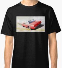 vintage car aquarell Classic T-Shirt