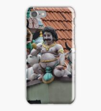 Rooftop Icons iPhone Case/Skin