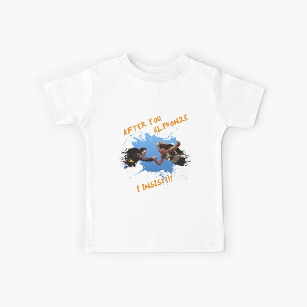 Point Break - nachdem Sie Alphonze ... Kinder T-Shirt