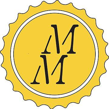 Muddled Memories Brewery Logo by burghfieldfripp