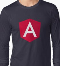 Angular 2 Long Sleeve T-Shirt