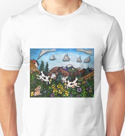 Running Cows T-Shirt