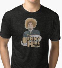 Benny Hill Tri-blend T-Shirt