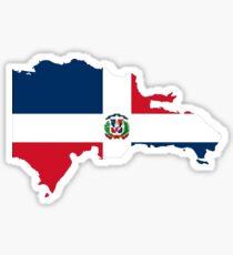 Dominican Republic Sticker