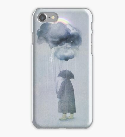 The Cloud Seller iPhone Case/Skin