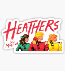 Heathers: The Musical Sticker