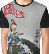 If I Ran the Zoo in the Storm Graphic T-Shirt