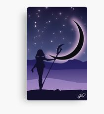 Sailor Moon - Sailor Pluto Canvas Print