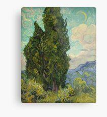 Trees by Vincent Van Gogh Metal Print