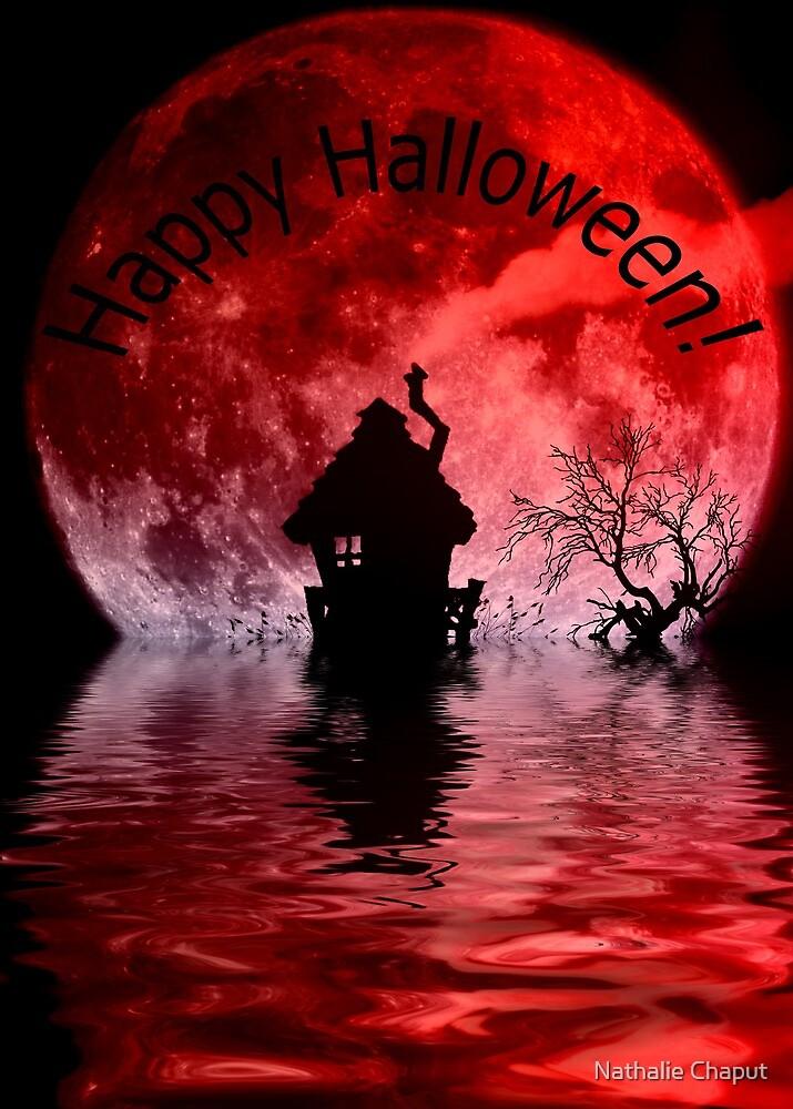Happy Halloween by Nathalie Chaput