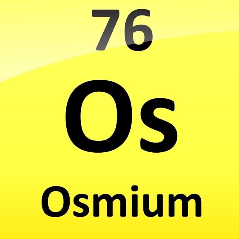Osmium periodic table element symbol spiral notebooks by osmium periodic table element symbol urtaz Images