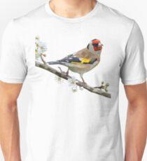 Camiseta unisex El jilguero