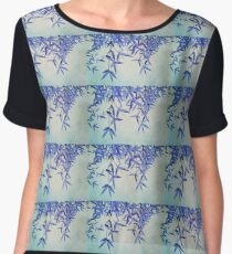 bamboo susurration  Women's Chiffon Top