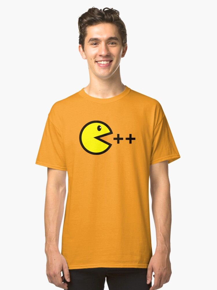 C++ Classic T-Shirt Front
