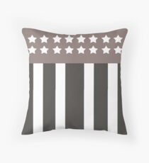 Beautiful Cushions/ Stars and Stripes Throw Pillow