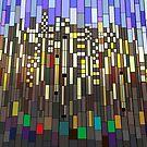 Skyline Mosaic by Ginny Schmidt