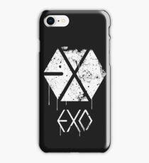 EXO GRUNGE SPRAYPAINT iPhone Case/Skin