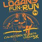 Logan's Fun-Run by Captain RibMan