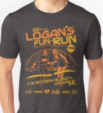 Logan's Fun-Run Unisex T-Shirt