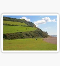 Branscombe Mouth Sticker