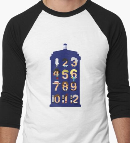 The Number Who T-Shirt