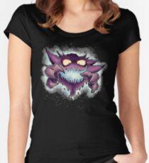 Haunts Women's Fitted Scoop T-Shirt
