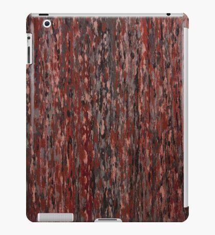 Lorne Splatter #4 iPad Case/Skin