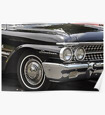 '61 FORD GALAXIE Poster