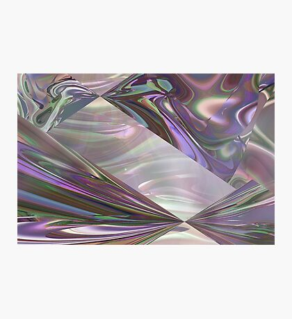 CRYSTAL MIST Photographic Print