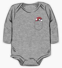 POKEBALL POCKET Kids Clothes