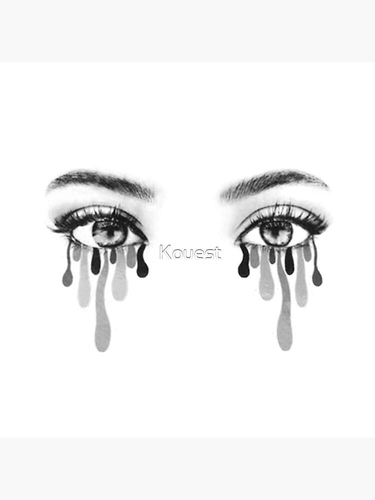 KYLIE JENNER EYES by Kouest
