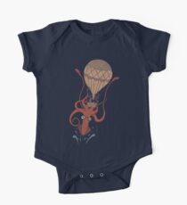 Around the World in 20,000 Leagues One Piece - Short Sleeve