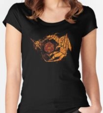 The Battle Women's Fitted Scoop T-Shirt