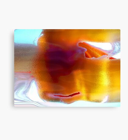 Curiously Refreshing Canvas Print