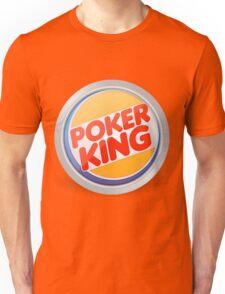 Poker king Unisex T-Shirt