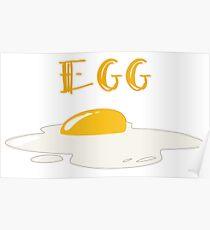 """""""EGG"""" Poster"""
