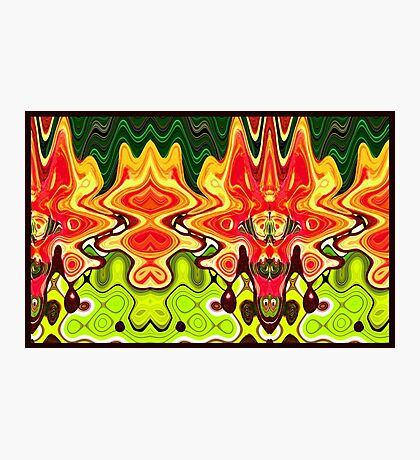 Polynesian Punch Photographic Print